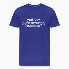 This Guy is Getting Married T-Shirts