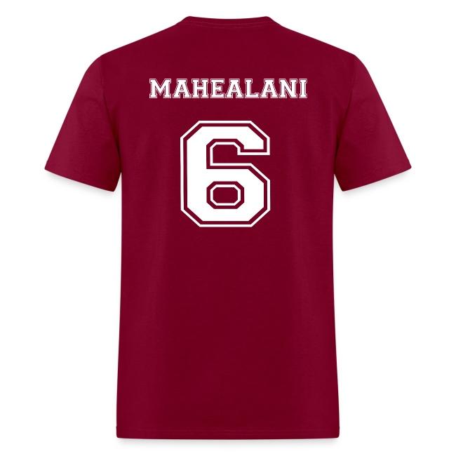 Mahealani 6 Back Tee