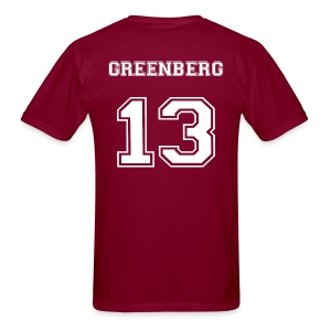 Greenberg 13 Back Tee - Men's T-Shirt
