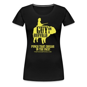 Women's Colorado Special - Cougar - Women's Premium T-Shirt