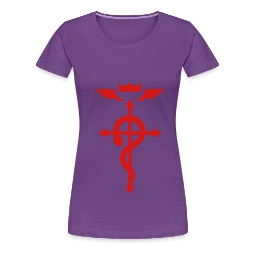 shirt- Fullmedel purple - Women's Premium T-Shirt
