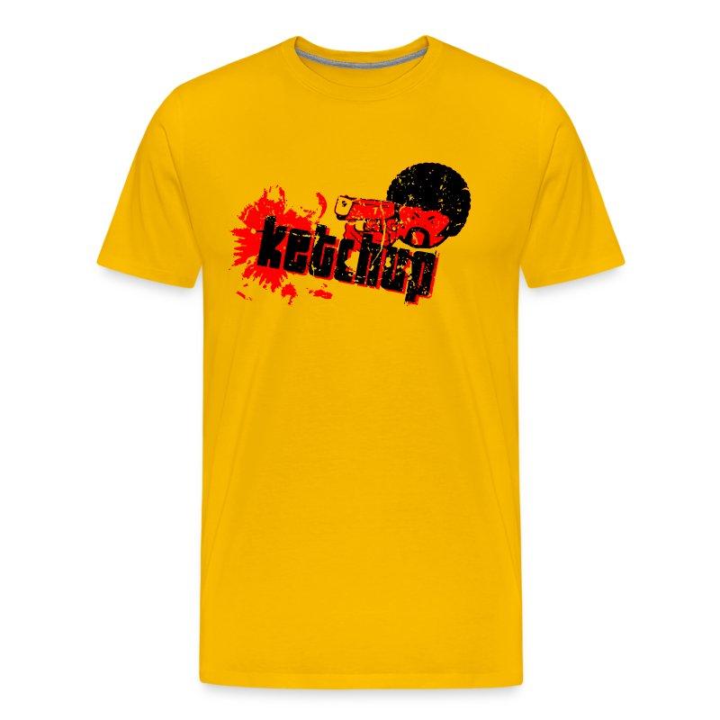 Pulp Fiction T-Shirt (Quentin Tarantino, Ketchup) T-Shirts - Menu0026#39;s ...