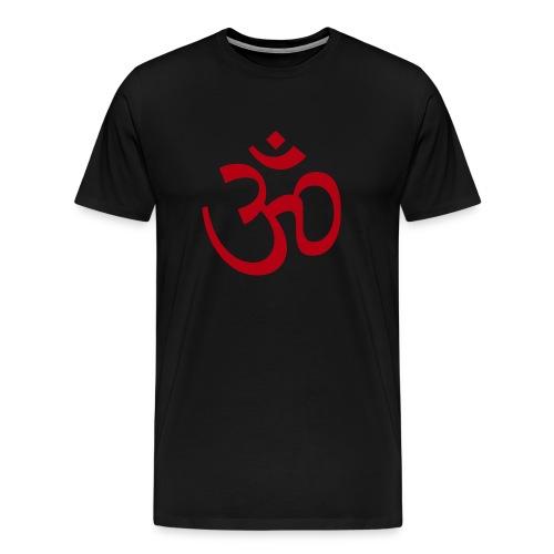 Om (Aum) Shirt for Men and Women - Men's Premium T-Shirt