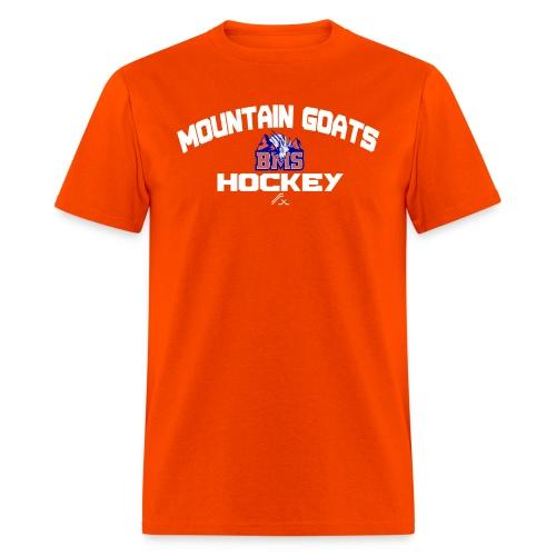 BMS Mountain Goats Center Ice T-Shirt - Men's T-Shirt