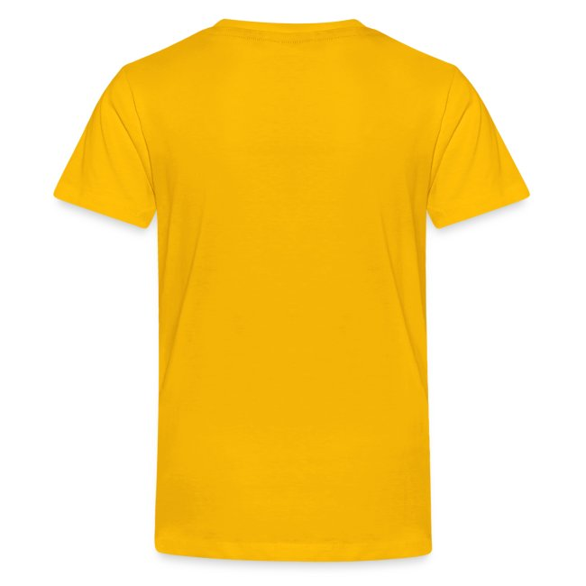 Magnus, Kids' Yellow T-Shirt