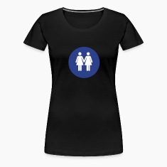 Woman on Woman Love in Blue