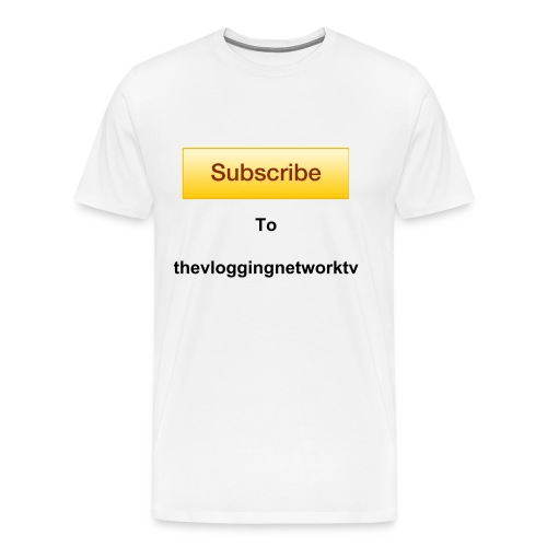 Subscribe! T-Shirt - Men's Premium T-Shirt