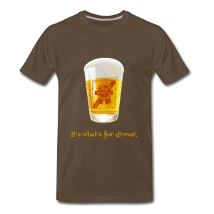 Stay At Home Son - It's What's For Dinner - Men's Premium T-Shirt
