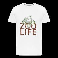 T-Shirts ~ Men's Premium T-Shirt ~ Zoo Life