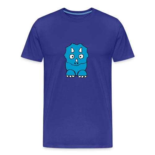 dinosaur shirt - Men's Premium T-Shirt