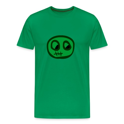 Cute Zombie Shirt - Men's Premium T-Shirt