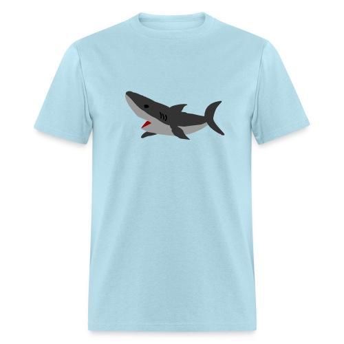 Shark Summer Shirt - Men's T-Shirt