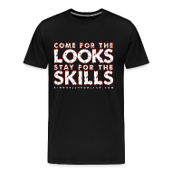 T-Shirts ~ Men's Premium T-Shirt ~ Skills 3XL/4XL T-shirt