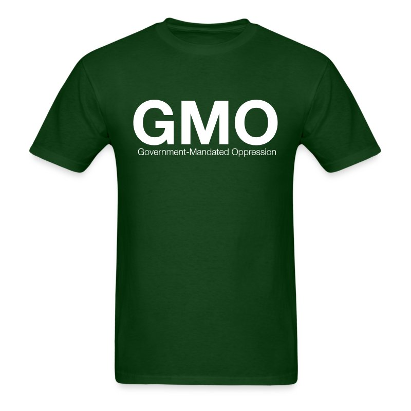 GMO SchmeMO - Men's T-Shirt