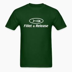Fillet and Release T-Shirts