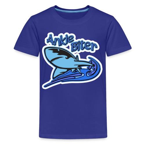 Ankle Biter Kid's T-Shirt - Kids' Premium T-Shirt