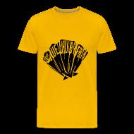 T-Shirts ~ Men's Premium T-Shirt ~ Year Of Faith Pilgrim Tee