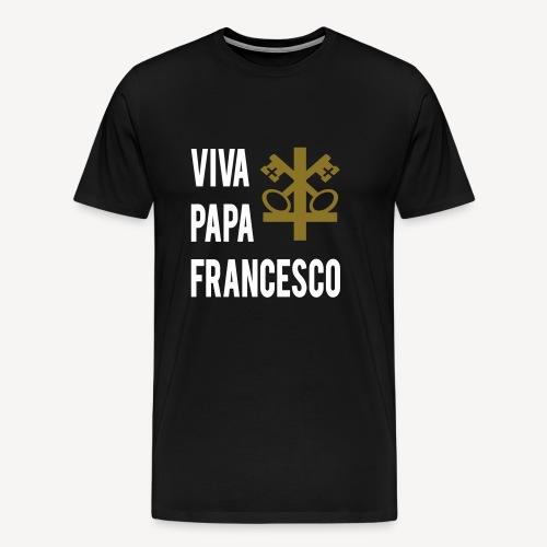 VIVA PAPA FRANCESCO - Men's Premium T-Shirt