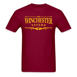 Winchester Tavern | Shawn of the Dead 2004 - Men's T-Shirt