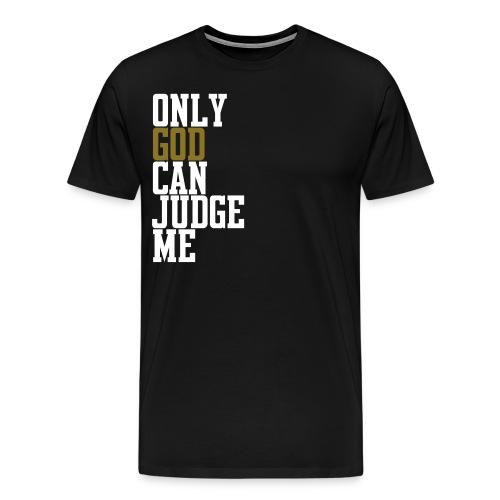 Fashion Is Art© Words - Men's Premium T-Shirt