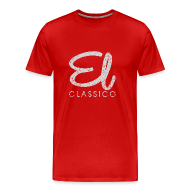 T-Shirts ~ Men's Premium T-Shirt ~ El Classico
