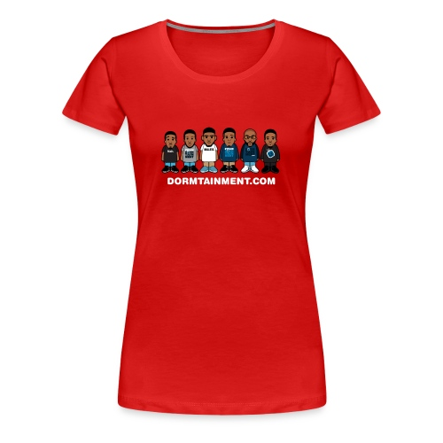 Character Fitted shirt - Women's Premium T-Shirt