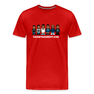 T-Shirts ~ Men's Premium T-Shirt ~ Character 3xl & 4xl T-shirt