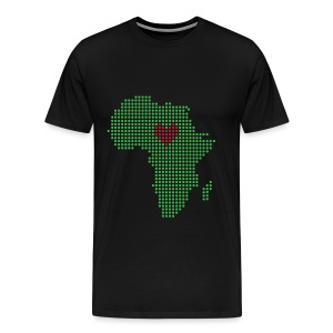 For the Love of Africa - Men's Premium T-Shirt