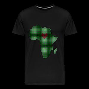 For the Love of Africa - Men's Premium T-Shirt