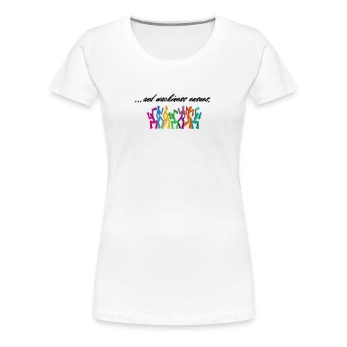 And Wackiness Ensues Womens tee - Women's Premium T-Shirt