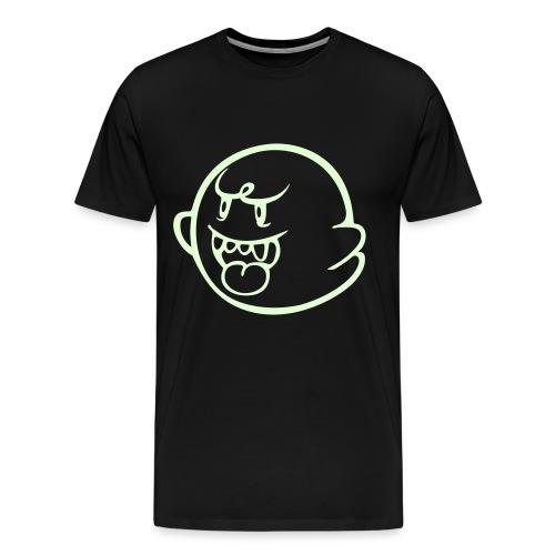 Glow in the Dark BOO - Men's Premium T-Shirt