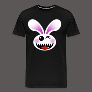 SAVAGE BUNNY - Men's Premium T-Shirt