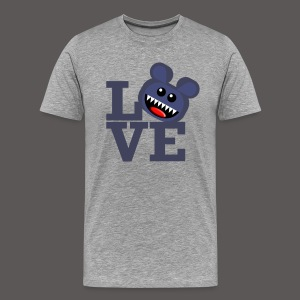 SAVAGE BEAR LOVE - Men's Premium T-Shirt