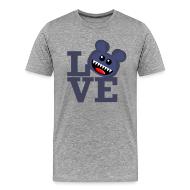 SAVAGE BEAR LOVE T-Shirts