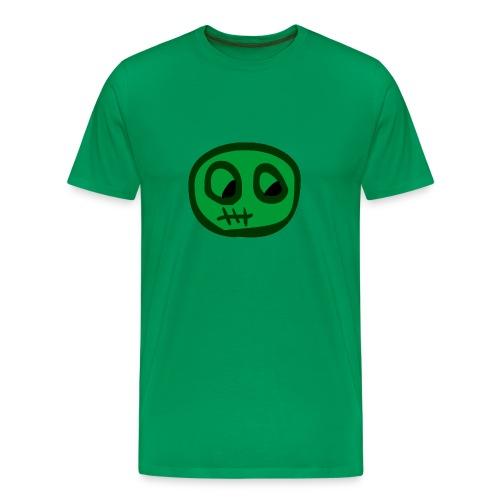 Cute Zombie Shirt - Men's Premium T-Shirt