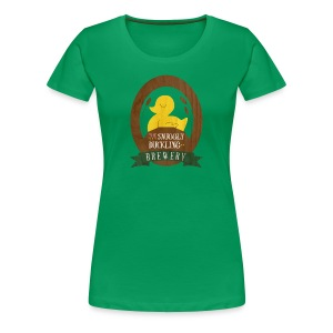 Women's Duckling - Women's Premium T-Shirt