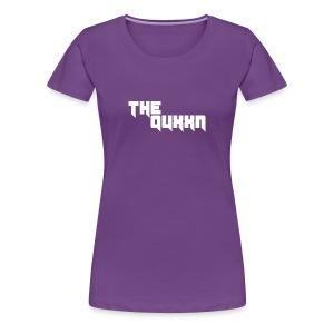 TheQuxxn Tee - Women's Premium T-Shirt