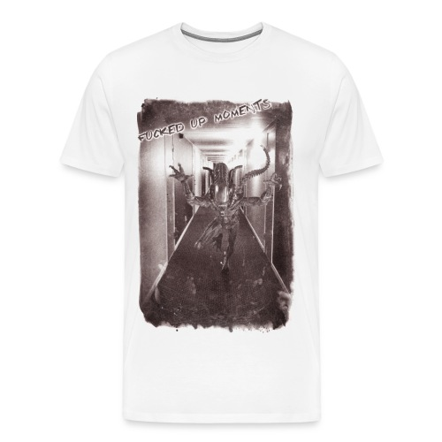 Fucked Up moments - Hotell - Men's Premium T-Shirt