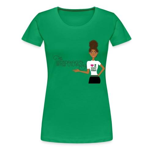 Wrapologist  - Women's Premium T-Shirt