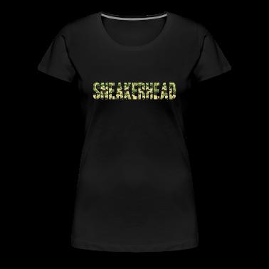 Sneakerhead Camo Women's T-Shirts