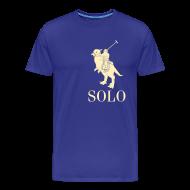 T-Shirts ~ Men's Premium T-Shirt ~ Solo