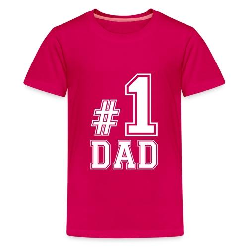 fathers day - Kids' Premium T-Shirt