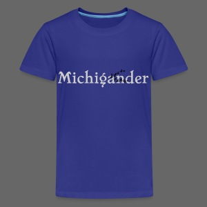 Michigander - Kids' Premium T-Shirt