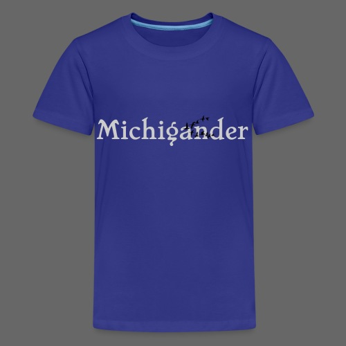 Michigander - Kids' Premium T-Shirt