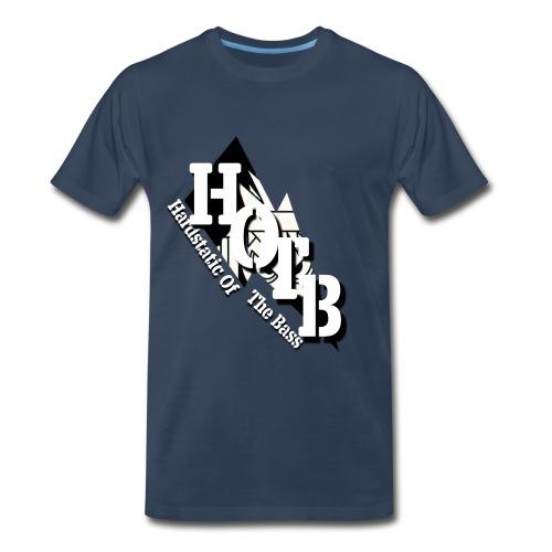 HOTB Official Member Shirt #2 - Men's Premium T-Shirt