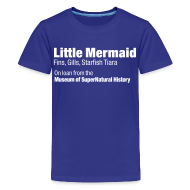 Kids' Shirts ~ Kids' Premium T-Shirt ~ Little Mermaid Monstrosi-Tee