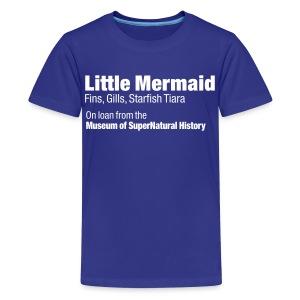 Little Mermaid Monstrosi-Tee - Kids' Premium T-Shirt