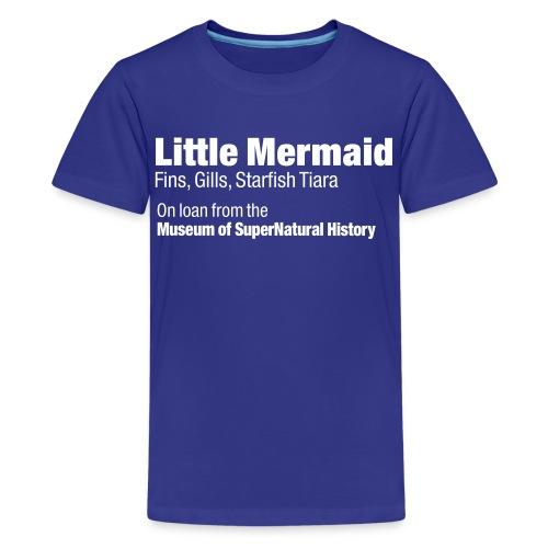 MuSuNaHI®  Little Mermaid Monstrosi-Tee - Kids' Premium T-Shirt
