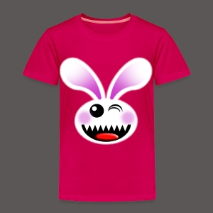 SAVAGE BUNNY - Toddler Premium T-Shirt