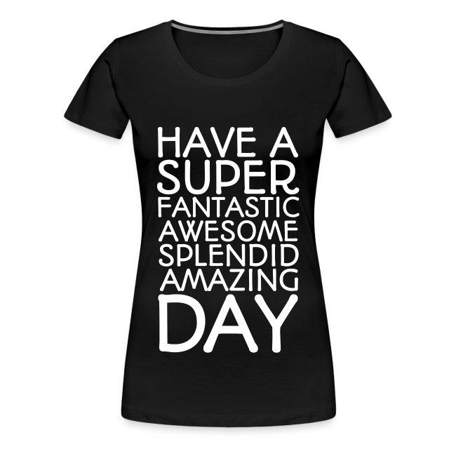 Amazing Day Tee